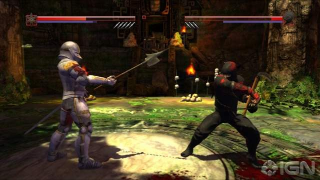 Deadliest Warrior Ancient Combat Xbox 360 Español