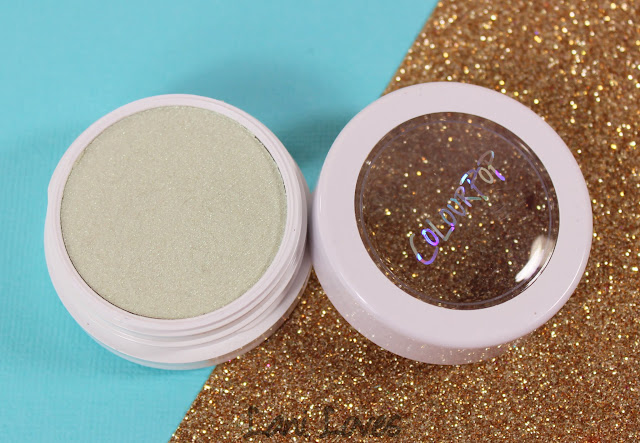ColourPop Super Shock Cheek Pearlized - Perilune Highlighter Swatches & Review