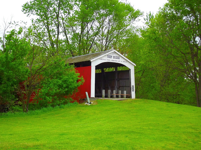 1908 Neet Bridge - Parke County Covered Bridge Tour