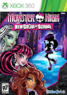 Monster High New Ghoul in School Video Game Item