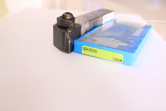 Insert Kgbr 2020 Paket Holder | Insert Potong | Pisau Bubut Potong