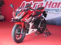 Rantai RK untuk All New CBR 150R