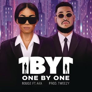 Download new Audio by Rouge ft AKA - One by One