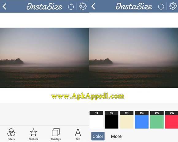 InstaSize Apk v3.5.5 (Photography App) Latest Version Gratis 2016 Free Download