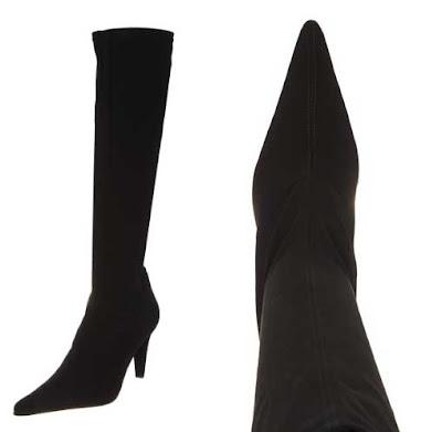 botas negras en oferta