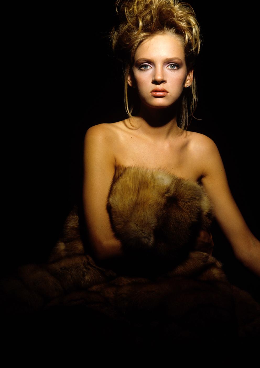 Nude uma Nude Photos 92