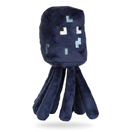Minecraft Jazwares Squid Plush