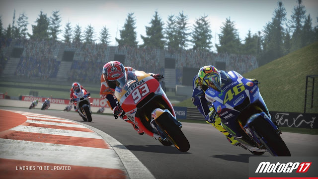 MotoGP 17 - Captura 2