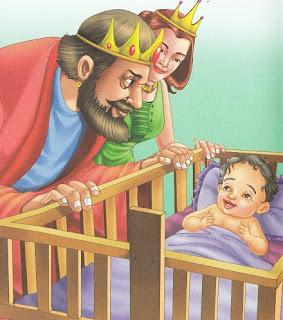 قصة الأميرة والأقزام السبعة