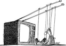 Télévision abrutissante