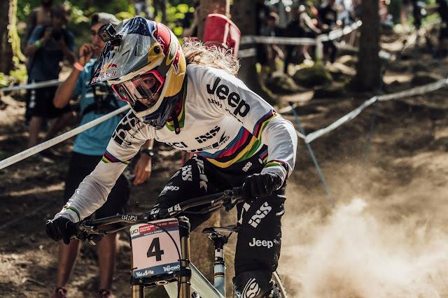 la Copa del mundo UCI de descenso 2018 comienza en Losinj, Croacia