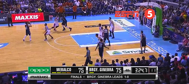 Ginebra def. Meralco, 86-76 (REPLAY VIDEO) Finals Game 2 / October 15