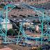 SeaWorld San Diego completa a construção da sua nova montanha russa Electric Eel