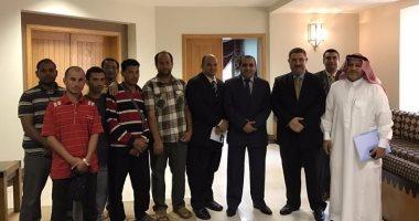 السفارة المصرية بالسعودية تتواصل لحل ازمة الصيادين المصريين