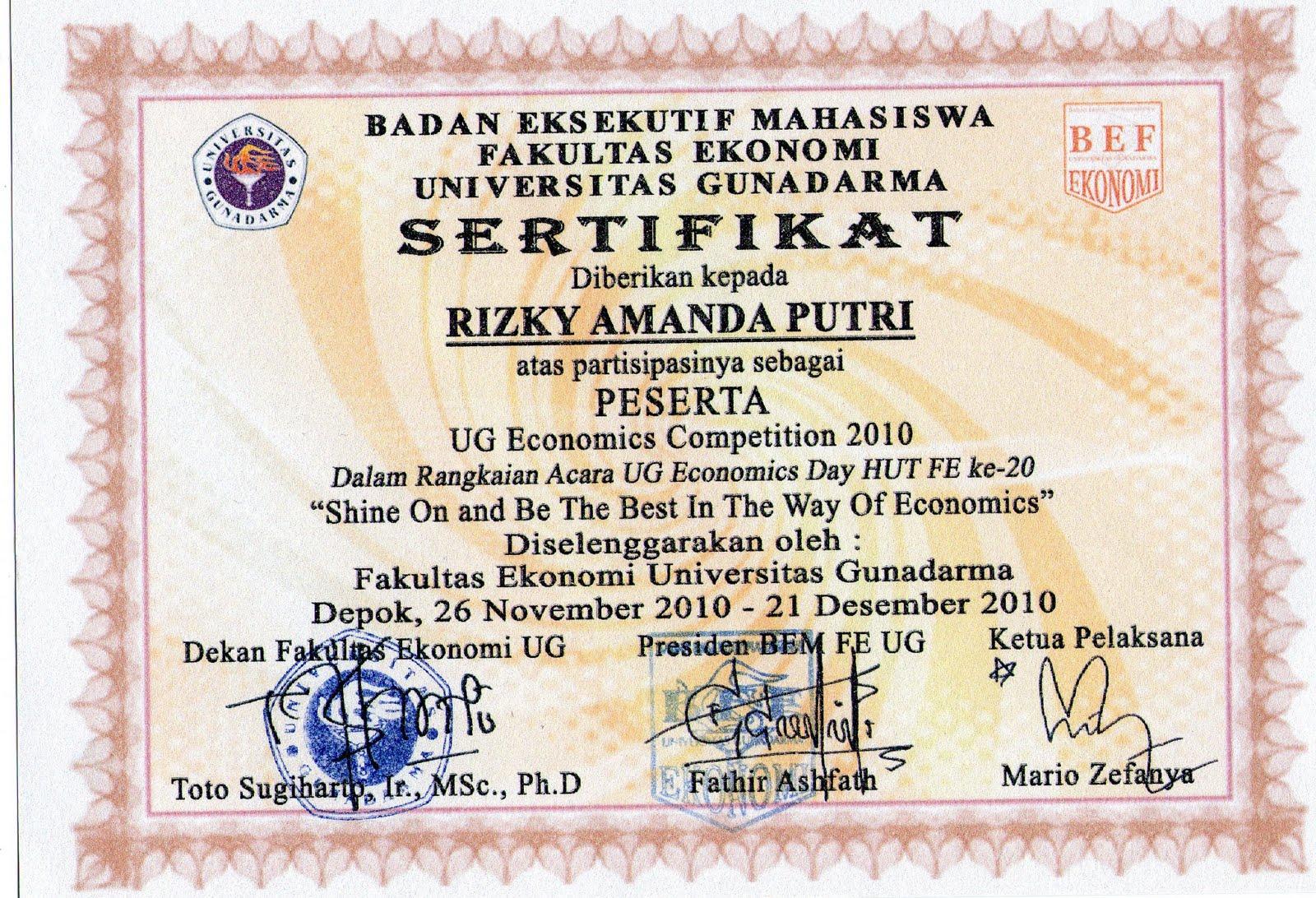 Makalah Perekonomian Indonesia Perekonomian Indonesia