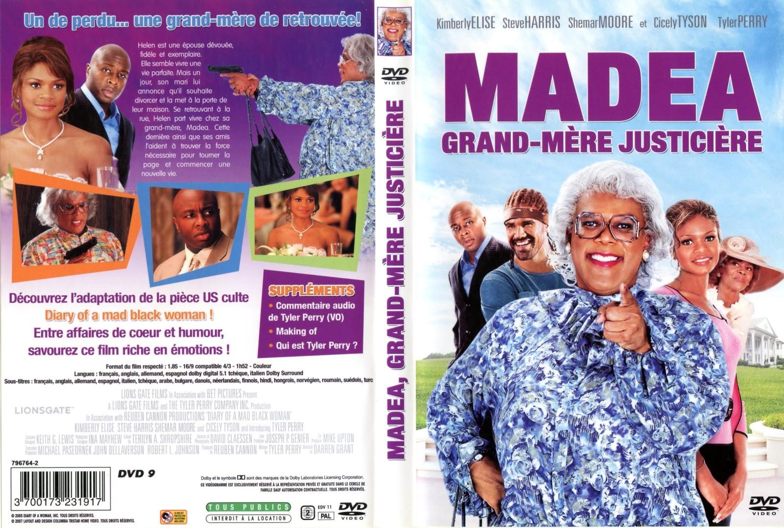 madea grand mère justicière gratuitement