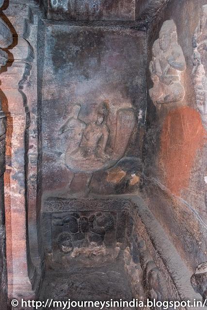 Badami Cave Temple Subramanya