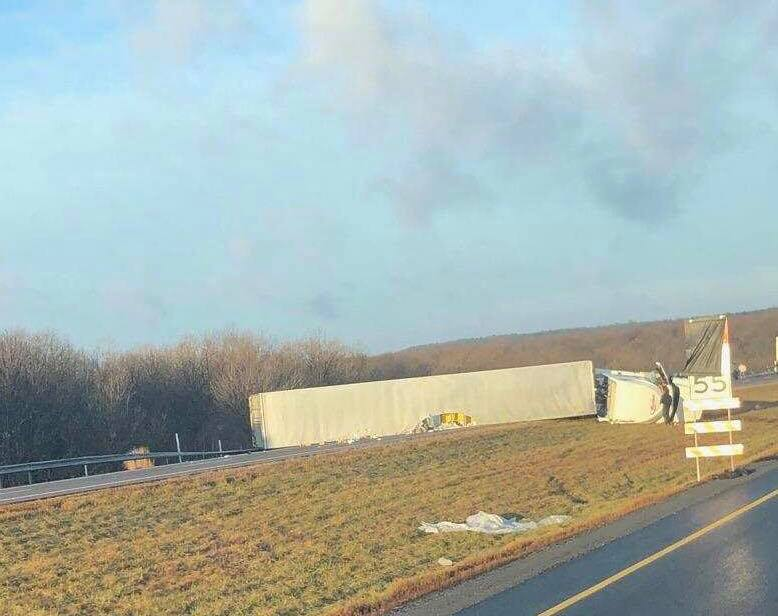 Skook News: Interstate 81 Closed near Schuylkill/Luzerne