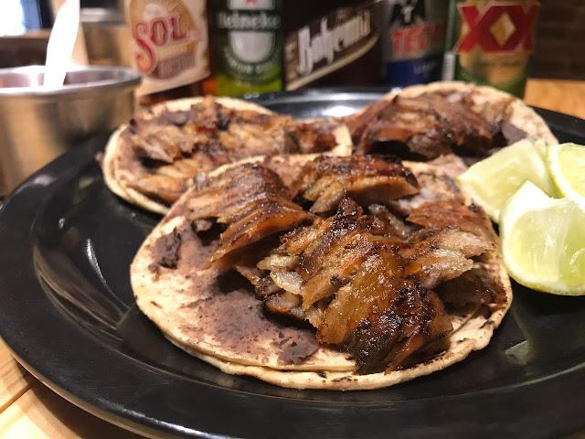 Martes: Tacos al pastor estilo Zacatlán al 2x1