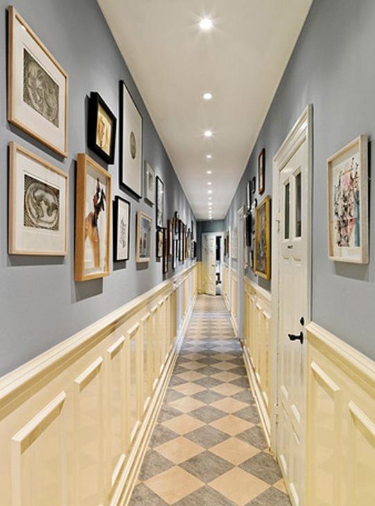 corredor quadros