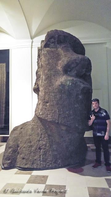 100Masters, Isla de Pascua, Museo de Arte e Historia - Bruselas por El Guisante Verde Project