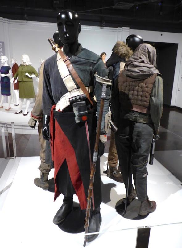 Chirrut Imwe Rogue One movie costume