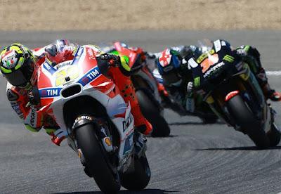 Tak Ada Lagi Sirkuit Sempit, Hati-hati Serangan Balik Pasukan Ducati