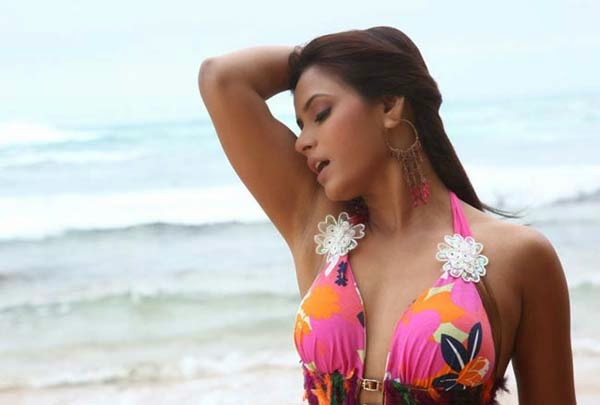 Neetu Chandra Hot Photoshoot in Bikini