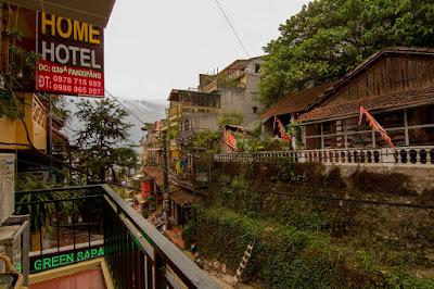khách sạn sapa unique hotel