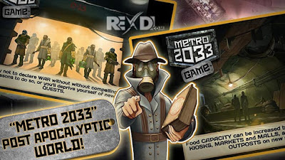 Metro 2033 Wars Apk + Data for Android Online