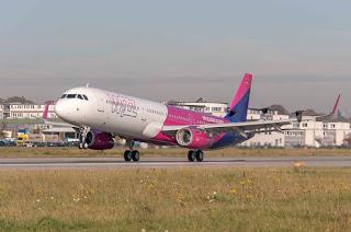 Wizz Air ordina 10 ulteriori aeromobili A321ceo