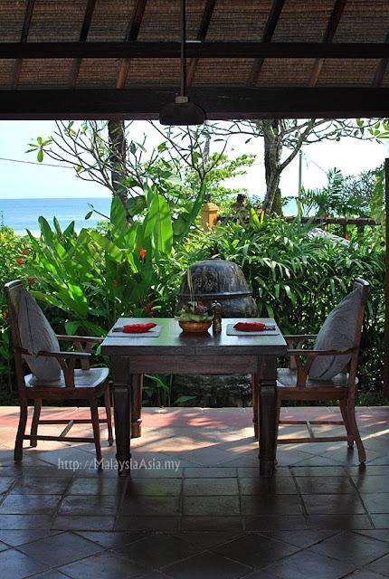 View at Hotel Tugu