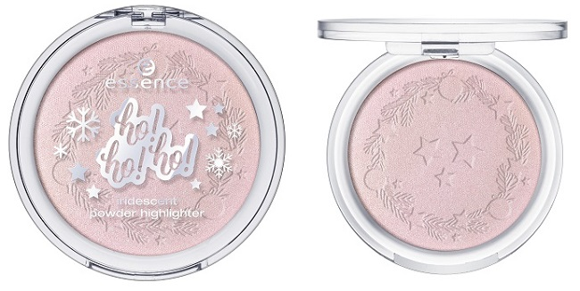 Edición Limitada de Navidad de Essence - Iridescent Powder Highlighter