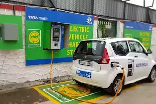 Government issues setting up E-Vehicle Fuel charging station