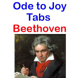 Ode to Joy Tabs Beethoven. How To Play Ode to Joy Beethoven Songs On Guitar Tabs & Sheet Online