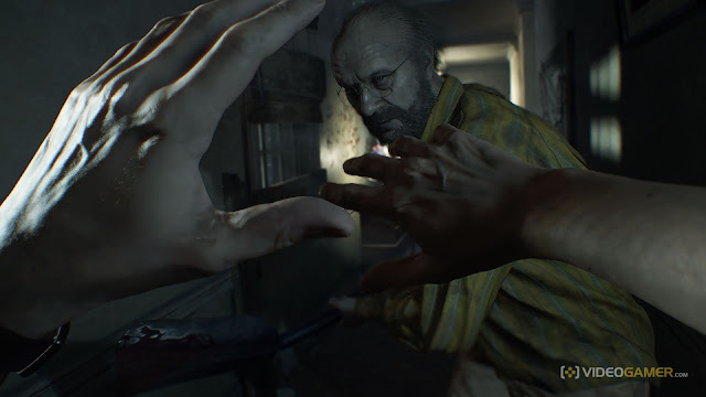 Resident Evil 7 Biohazard PC Free Download Screenshot 2