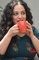 Nithya Menon promotes her latest movie in Green Tight Dress ~  Exclusive Galleries 027.jpg