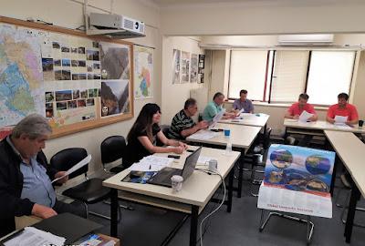 ΓΙΑΝΝΕΝΑ:Συνεδρίαση της Επιστημονικής- Συντονιστικής Επιτροπής του Γεωπάρκου Βίκου- Αώου