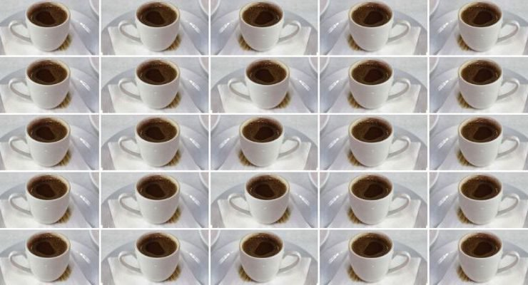 According To New Study, Even 25 Cups Of Coffee A Day Can't Harm Your Heart