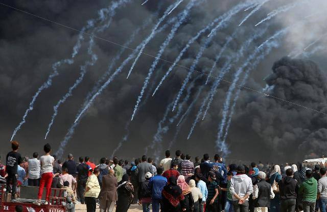 Israel Sebut Undang-undang HAM Tidak Berlaku untuk Demonstran Palestina di Perbatasan Gaza