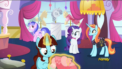 The Canterlot Boutique finally works out