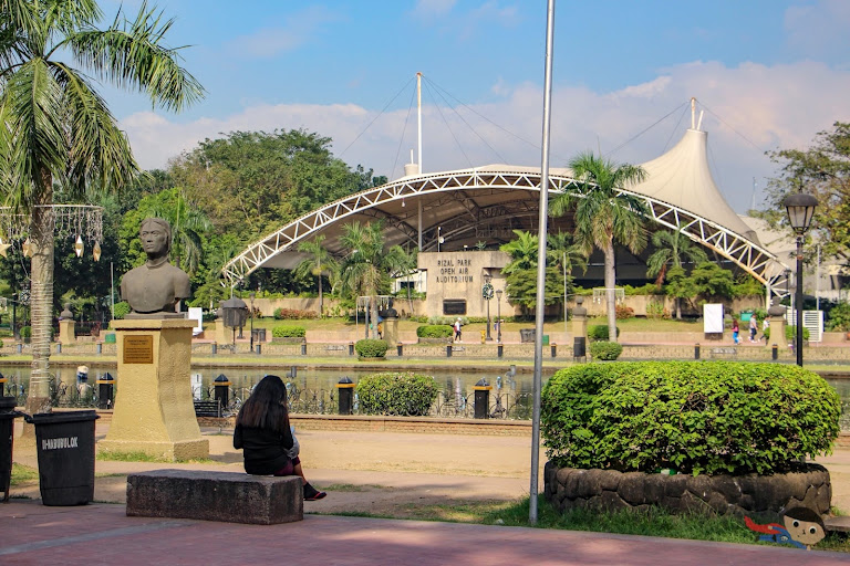 Rizal Park Open Auditorium