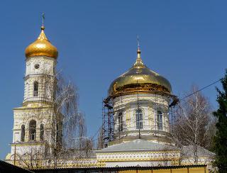 Павлоград. Спаса Нерукотворного Образа кафедральный собор