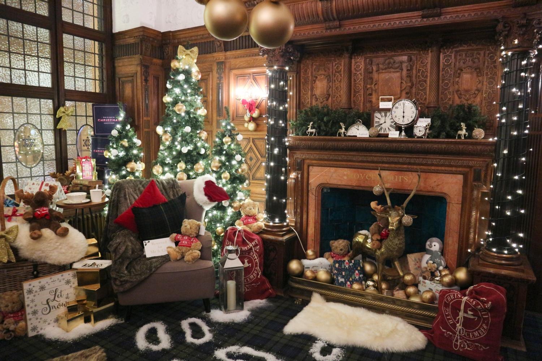 house of fraser santa's grotto 2018 glasgow