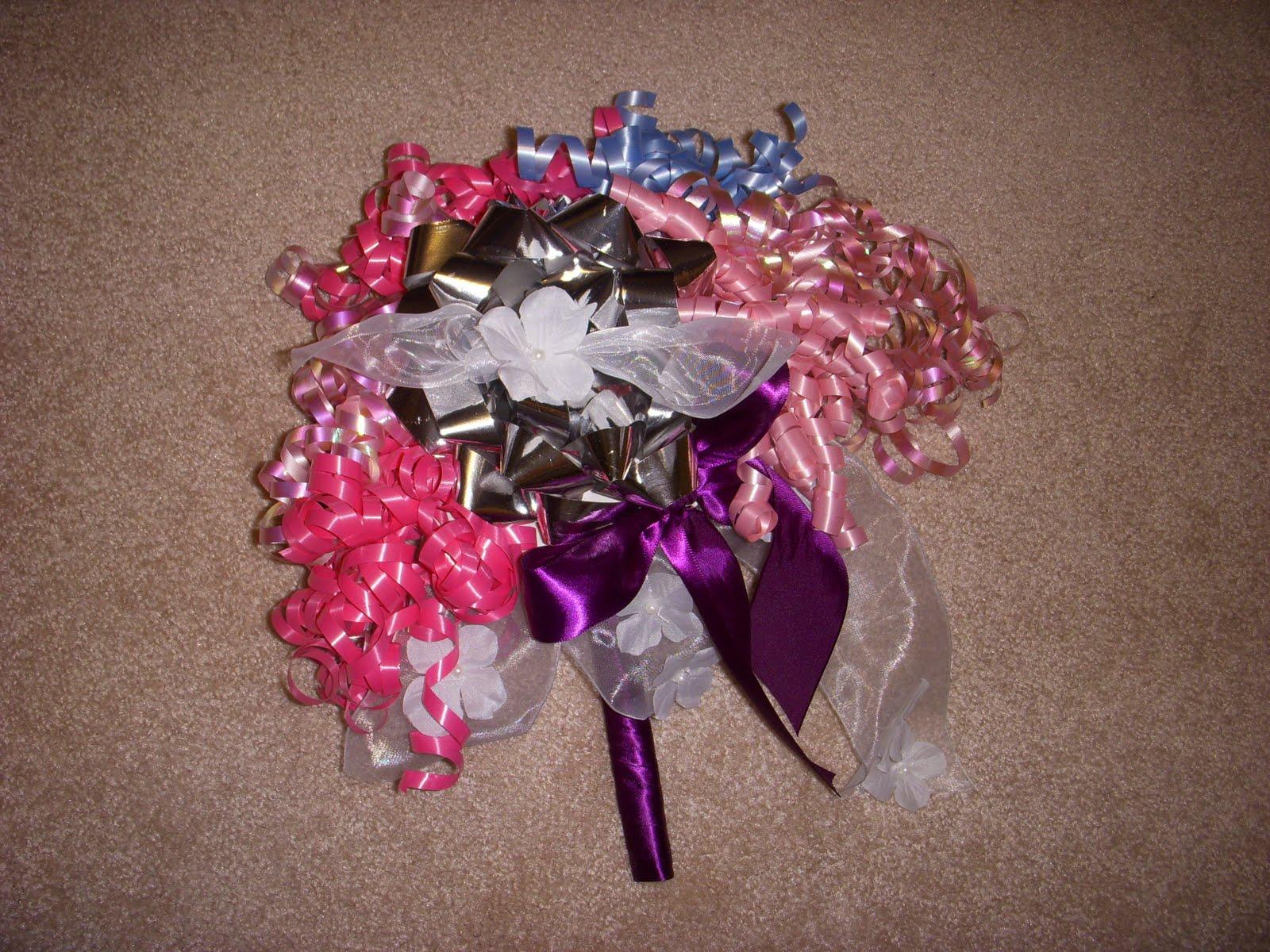 Schnelle: Wedding Bow Bouquet