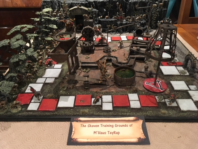 What's On Your Table: Armies on Parade- Skaven