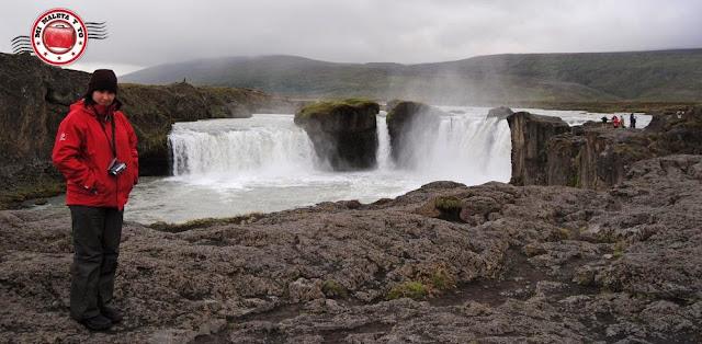 Goðafoss, Islandia