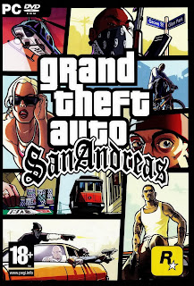 Grand Theft Auto San Andreas v1.08 Mod Apk Terbaru