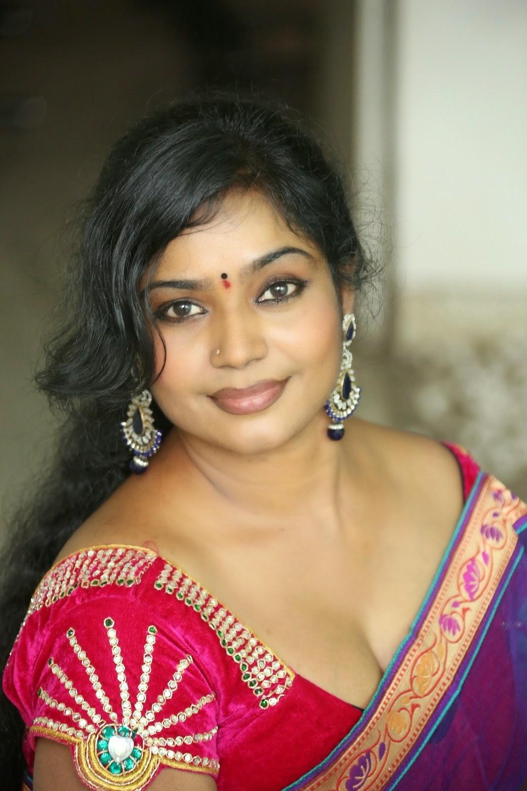 Telugu Hot Actress Jayavani Latest Photoshoot Gallery -7439