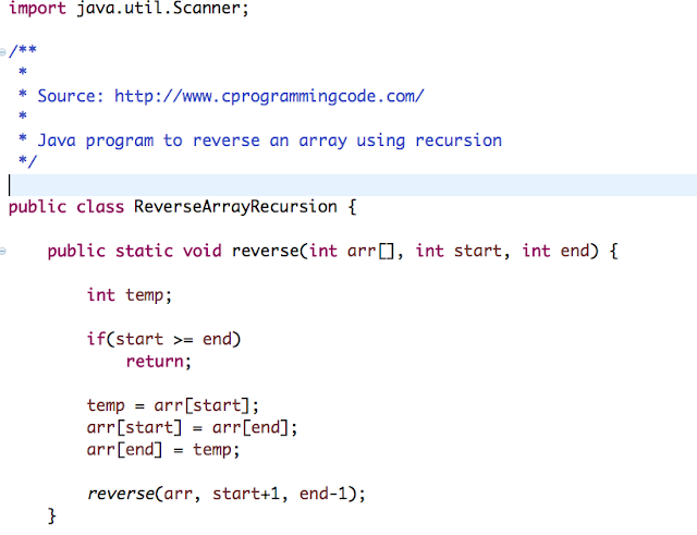 C++ program to Reverse a String using recursion